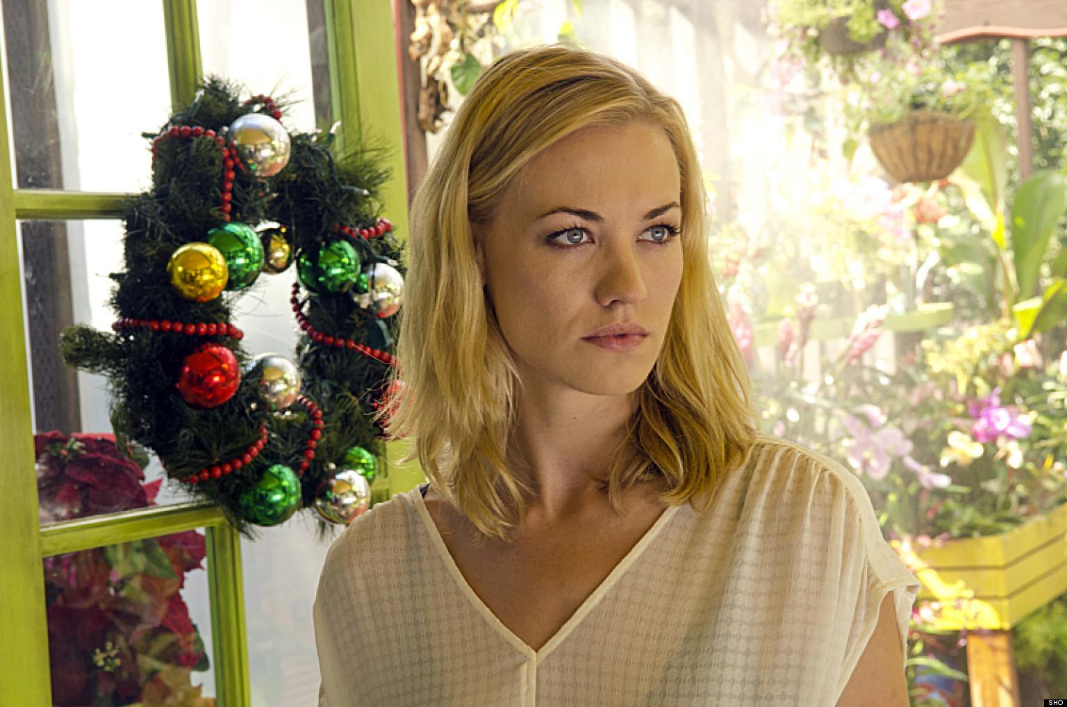 Heart Breaking Girl Wallpaper Dexter Recap Hannah Mckay Has A Bad Christmas In Do