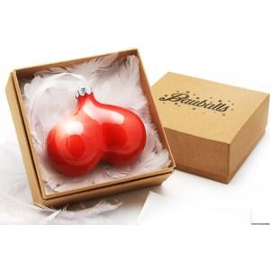Smart Ny Check Your Bauballs Ornament Raises Testicularcancer Awareness Huffpost Ny Check Your Bauballs Ornament Raises Ny Ornaments Etsy Ny Ornaments 2016