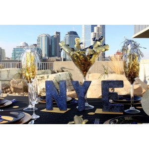Ideal New Eve Decorations That Will Make Your Party Sparkle Huffpost New Years Eve Decorations Amazon New Years Eve Decorations Printables