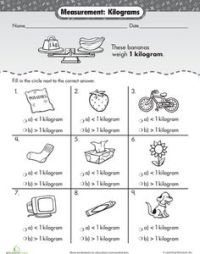 Measurement Mania: Liters | Measurement worksheets and ...