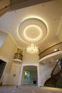 COFFERED CEILINGS + + + on Pinterest | Beam Ceilings, Tray ...