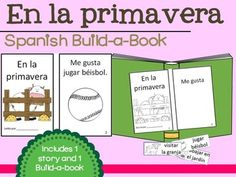 Kindergarten Spanish on Pinterest | Spanish Colors ...