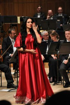 1000+ images about Opera Stars - Angela Gheorghiu on Pinterest | Giacomo puccini, Opera singer ...