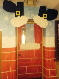 Bulletin boards/ door on Pinterest | Classroom Door ...
