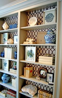 1000+ images about Bookshelf styling on Pinterest | Bookcases, Bookshelves and Bookcase styling