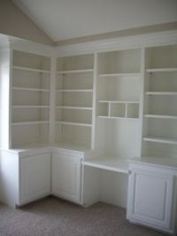 1000+ ideas about Bookshelf Desk on Pinterest ...