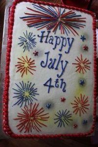 Fireworks cake by McGreevy cakes   Cakery   Pinterest ...