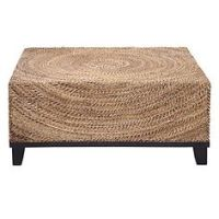 Safavieh Ruxton Storage Natural Wicker Coffee Table by ...