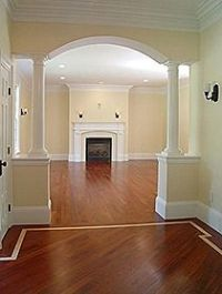 1000+ images about Interior Trim and Columns on Pinterest ...