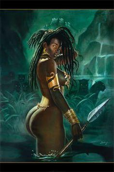 african women sex