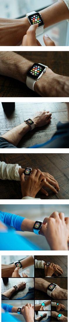 5 Apple Watch Mockup