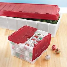 1000 Images About Christmas Storage On Pinterest