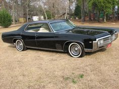 1969 buick wildcat 4 door hardtop