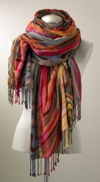 Composition Shawl, Scarves, Apparel & Accessories - The ...