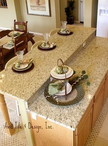 1000 Images About Crushed Granite Countertops On