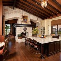 1000+ images about Kitchen Fireplaces on Pinterest ...