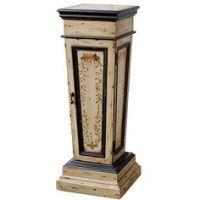 DIY Wood Pedestal | Plant stands, Pedestal and Diy plant stand