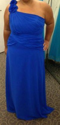 Bridesmaid's Dress- Horizon Blue! | Our Wedding ...