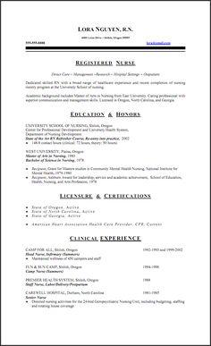 sample resume bsn graduate rn resume resume and nurses sample new rn resume nurse resume samples