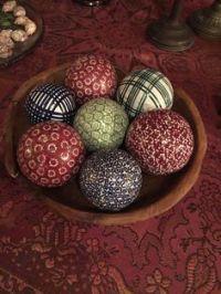 1000+ images about CARPET BALLS (aka BOWLS) on Pinterest ...