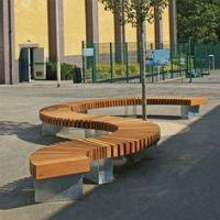 quarter circle wicker chair | Home > Garden Benches ...