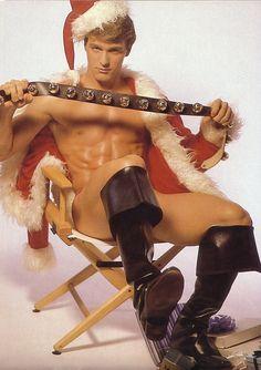 i saw daddy kissing santa