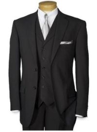 1000+ ideas about Black Groomsmen Suits on Pinterest