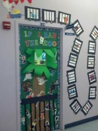 Horton Hears a Who door decoration | Ideas for the ...