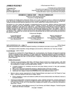 example of a really good resume