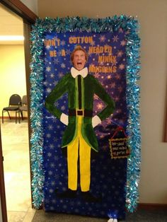1000+ images about Christmas Door Decorating Contest on