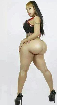 bubble butt black women