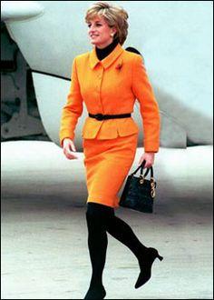 Diana arrives in Liv