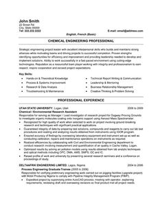 resume template chemical engineering chemical engineer cv template dayjob chemical engineering on pinterest engineers engineering and resume format for chemical engineer