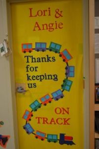 Teacher Appreciation Door Decorating Ideas ~ Southland ...
