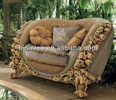 Winged lion throne chair gold ff props pinterest