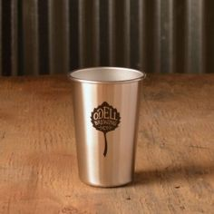 Stainless steel pint...
