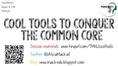 Cool Tools to Conque