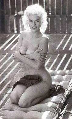 jayne mansfield mariska hargitay nude