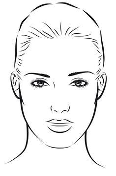 botox lip diagram