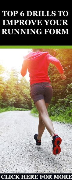 The 4 Universal Laws of Proper Running Form Running form and Running - proper running form