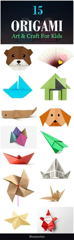 Top 15 Paper Folding
