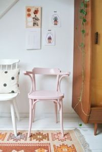 1000+ ideas about Pink Chairs on Pinterest | White Corner ...