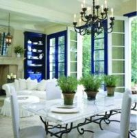 1000+ images about PERIWINKLE & LIME GREEN ROOMS on ...