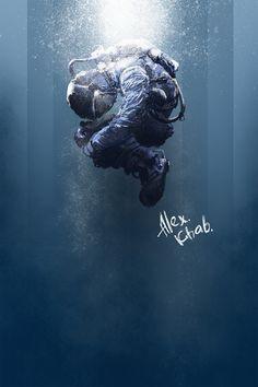 Falling Astronaut Iphone Wallpaper Dibujos De Astronautas De Tumblr Buscar Con Google