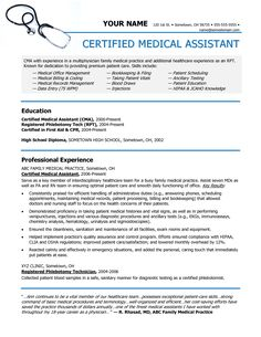 sample resume cardiology medical assistant physician assistant sample resume cvtips medical assistant skills resume sample sample