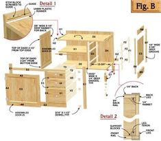 simple wood bench instructions