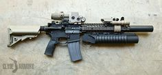 Fully equipped AR