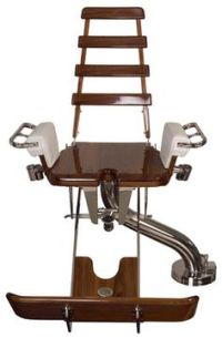 Boat fighting chair - LARGE TUNA - Murray Products ...