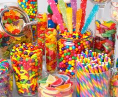 The Yellow Wallpaper Bars Quote Colorful Sweet Jelly Sugar Candies Hd Wallpaper Cool