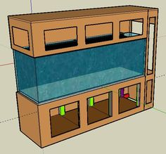 Diy Aquarium Stand Reef Central Free Download PDF Woodworking